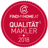 FindMyHome.at Qualitätsmakler 2018