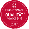 FindMyHome.at Qualitaetsmakler 2019