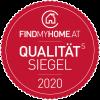 FindMyHome.at Qualitaetsmakler 2020